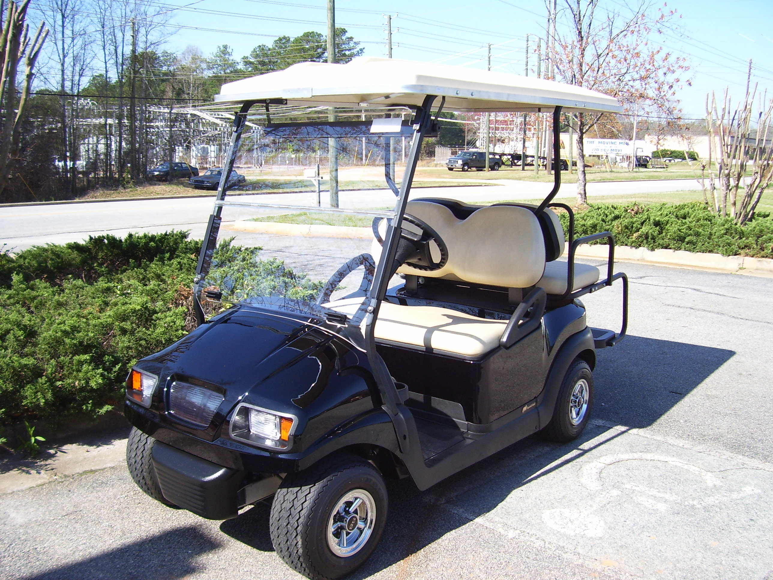 Personal Use Club Car Precedent